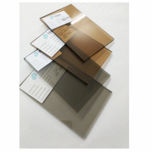 Luz Bronce Euro Brown Float Glass